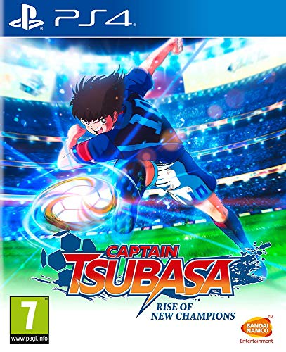 Captain Tsubasa: Rise of New Champions Deluxe Edition (PS4) [