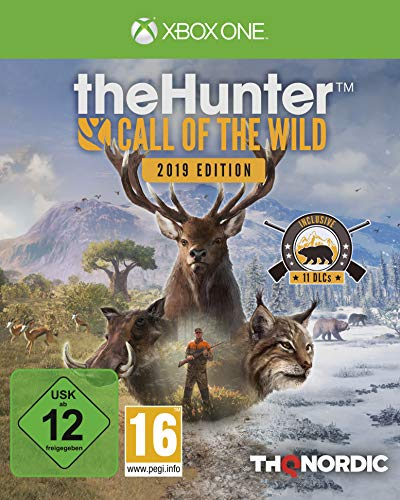 The Hunter - Call of the Wild - Edition 2019 - [Xbox One]