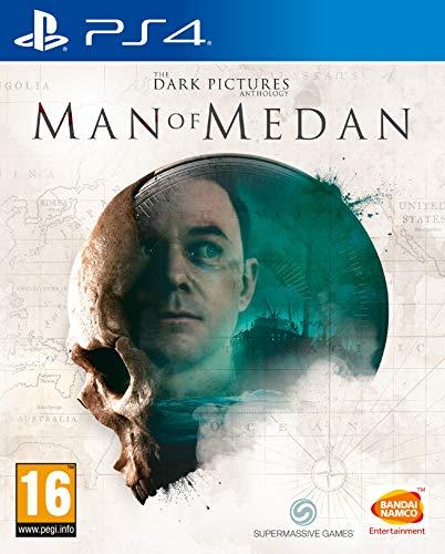 Videogioco Namco Bandai The Dark Pictures Anthology - Man of Medan