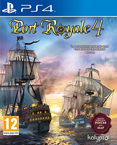 Port Royale 4 (PS4) [