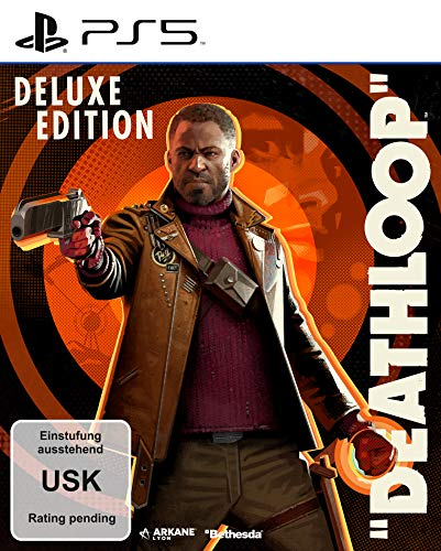 DEATHLOOP   Deluxe Edition   [PlayStation 5]