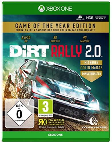 Codemasters DiRT Rally 2.0 GOTY (Xbox One)