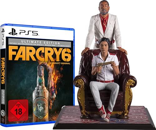 Far Cry 6 Ultimate Edition   Uncut - [PlayStation 5] + FAR CRY 6: Antón & Diego Castillo - Löwen von Yara