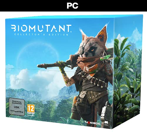 Biomutant Collector's Edition [PC]