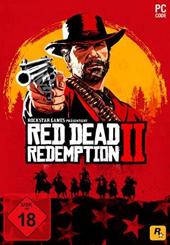 Red Dead Redemption 2 Standard Edition (Code in der Box) - [PC]