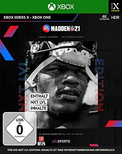 MADDEN NFL 21 NEXT LEVEL EDITION - [Xbox Series X/S]