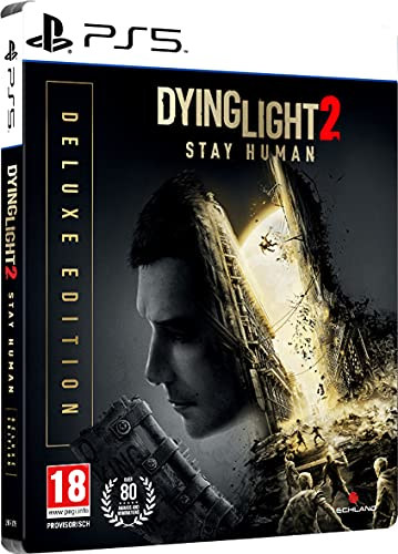 Dying Light 2 Stay Human Deluxe Edition (Playstation 5) [AT-PEGI]