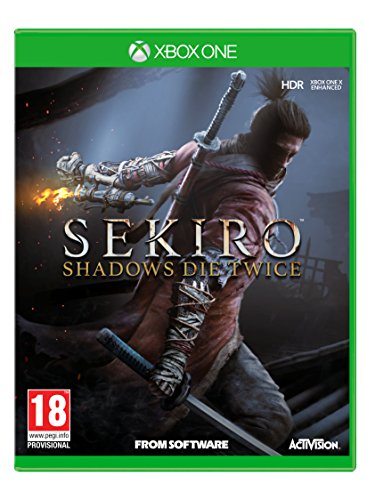 Sekiro: Shadows Die twice Xbox1 [