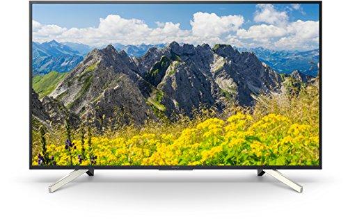 Sony KD-65XF7596 Bravia 165,1 cm (65 Zoll) Fernseher (Ultra HD, 4K HDR, Android Smart TV) Schwarz
