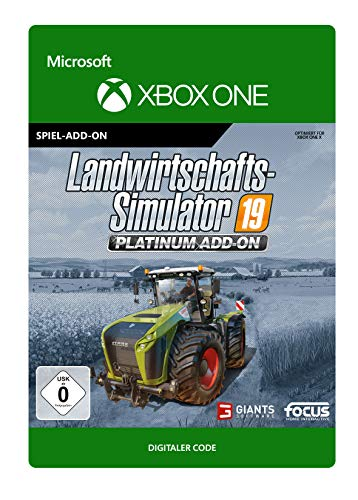 Farming Simulator 19: Platinum Expansion DLC | Xbox One - Download Code