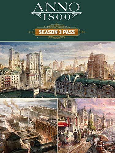 Anno 1800 Season 3 Pass | PC Code - Ubisoft Connect