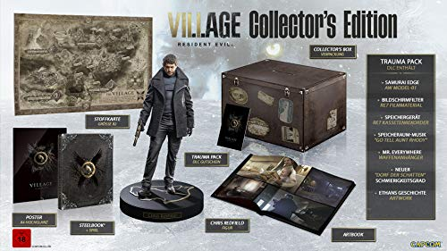 Resident Evil Village Collectors Edition - [Playstation 5]