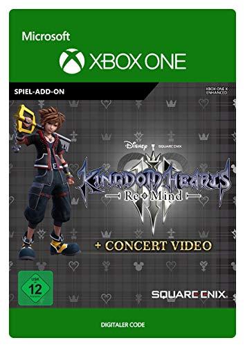 KINGDOM HEARTS III: Re Mind + Concert Video (EMEA)   Xbox One - Download Code