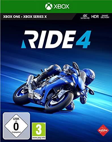 RIDE 4 (Xbox One / Xbox Series X)