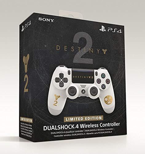 Manette DualShock V2 pour PS4 - Editon limitée 'Destiny 2'