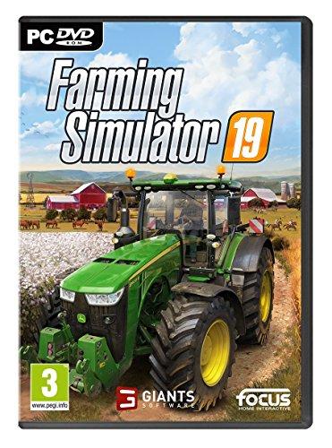 Farming Simulator 19 (PC CD) (New)