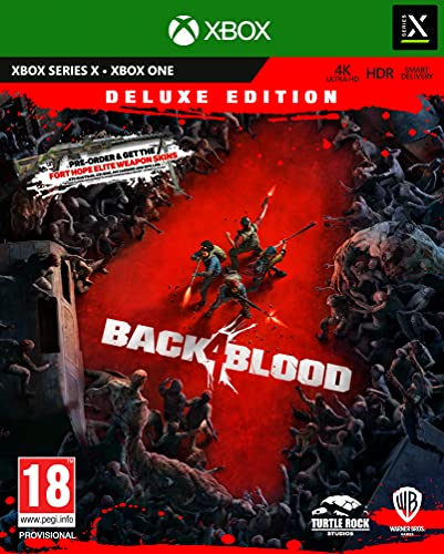Back 4 Blood Deluxe Edition (Xbox One / Xbox Series X) - [AT-PEGI]