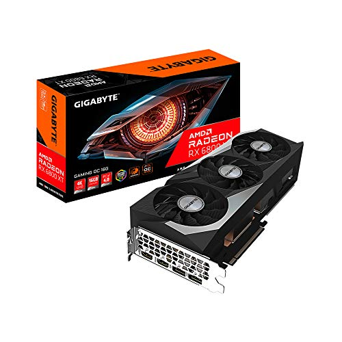 Gigabyte Radeon RX 6800 XT Gaming OC Grafikkarte (16 GB)