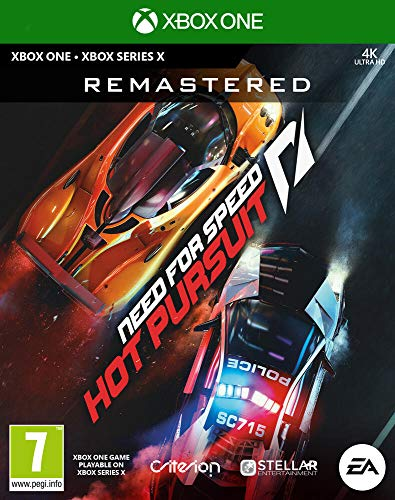Need for Speed: Hot Pursuit Remastered Xbox One-Spiel
