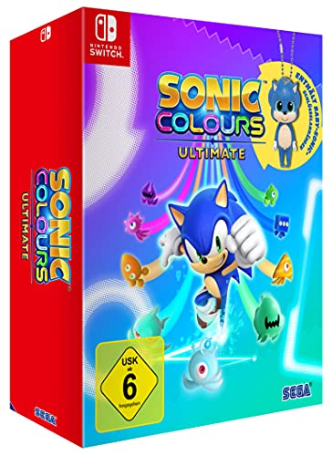 Sonic Colours: Ultimate Launch Edition (Nintendo Switch)