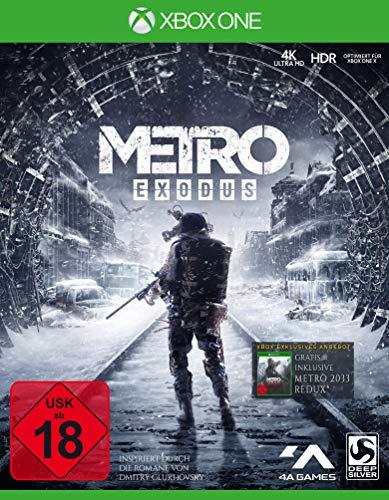 Metro Exodus Day One Edition [Xbox One]