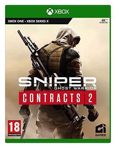 Sniper Ghost Warrior Contracts 2 [Bonus Uncut Edition] (Xbox + Series X) - Deutsche Verpackung
