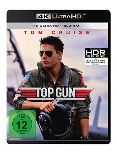 Top Gun (4K Ultra HD) (+ BR) [Blu-ray]