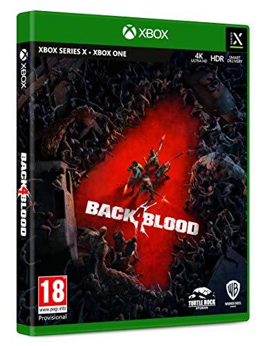Back 4 Blood [Bonus uncut Edition] (Deutsche Verpackung)