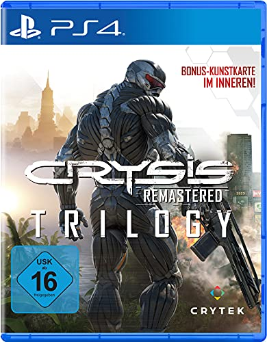 CRYSIS REMASTERED TRILOGY (Playstation 4)