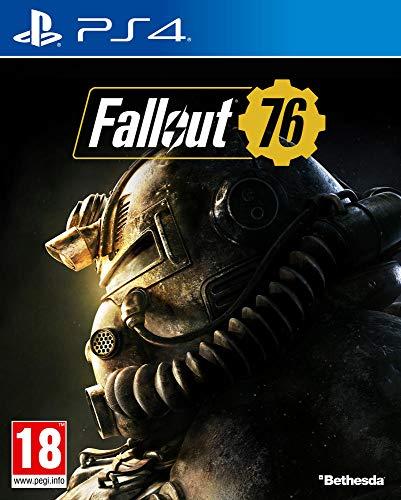 JEU Konsole Bethesda Fallout 76 PS4