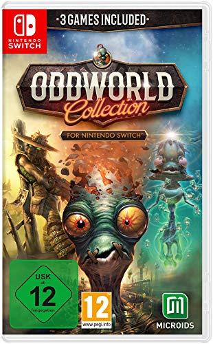 Oddworld: Collection - [Nintendo Switch]
