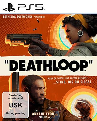 DEATHLOOP | Standard + Metal Plate Edition | [PlayStation 5]