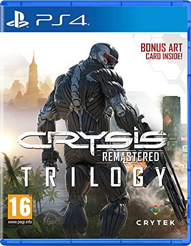 CRYSIS REMASTERED TRILOGY (PS4) - [AT-PEGI]