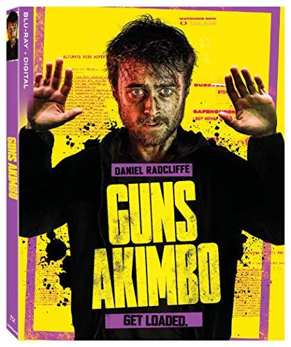 GUNS AKIMBO BD DGTL [Blu-ray]