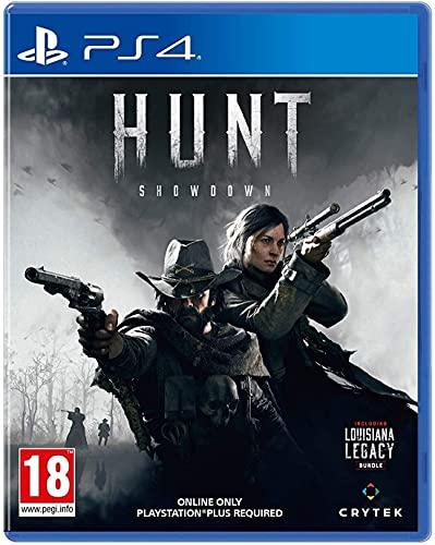 Hunt: Showdown (Including Louisiana Legacy Bundle) PS4 [