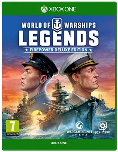 Gearbox - World of Warships: Legends - Firepower Deluxe Edition /Xbox One (1 GAMES)