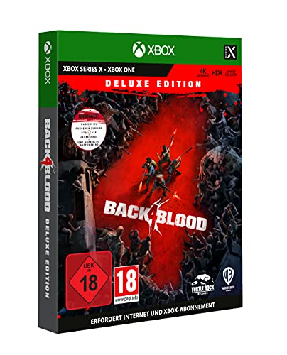 Back 4 Blood Deluxe Edition (Xbox One / Xbox Series X)