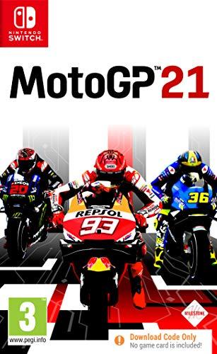 MotoGP 21 (Code in a Box) (Nintendo Switch) (AT-PEGI)