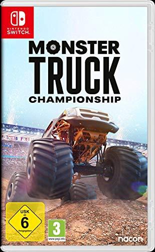Monster Truck Championship [Switch]