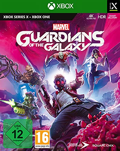 Marvel's Guardians of the Galaxy (Exklusive Amazon inkl. Steelbook) (PS5)
