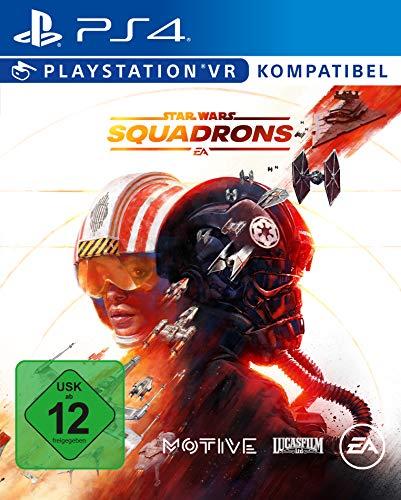 STAR WARS SQUADRONS (VR-fähig) - [Playstation 4]