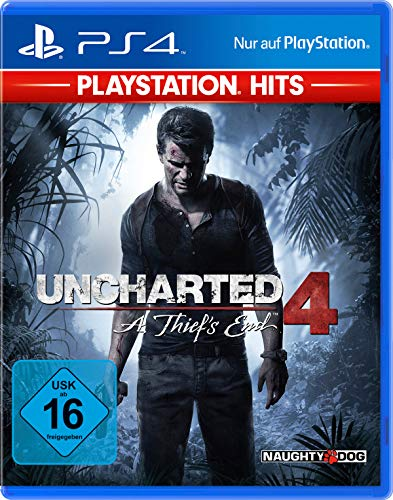Uncharted 4 PS-4 PSHits A Thief's End