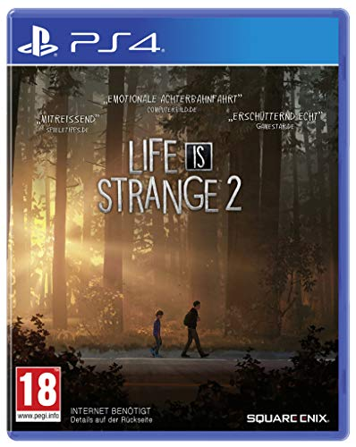 Life is Strange 2 (PS4) - [AT-PEGI]