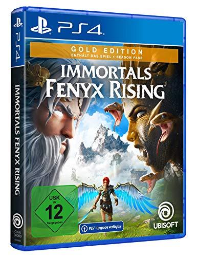 Immortals Fenyx Rising - Gold Edition (kostenloses Upgrade auf PS5) - [PlayStation 4]