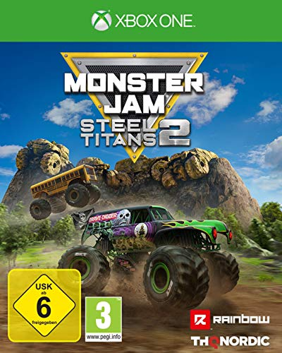 Monster Jam Steel Titans 2 (Xbox One)