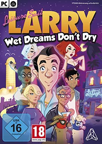 Leisure Suit Larry: Wet Dreams Don't Dry - PC/Mac