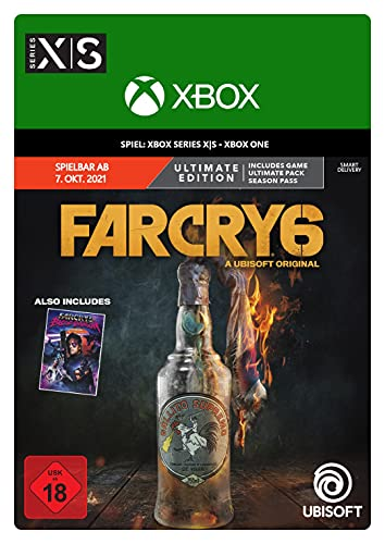 Far Cry 6 Ultimate | Xbox - Download Code