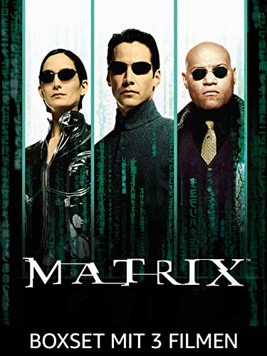 Matrix - Die Filmtrilogie