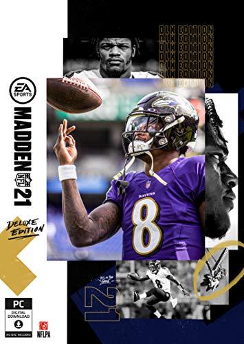 Madden NFL 21 Deluxe | PC Code - Origin