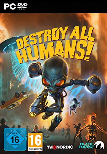 Destroy All Humans! Standard Edition [PC]